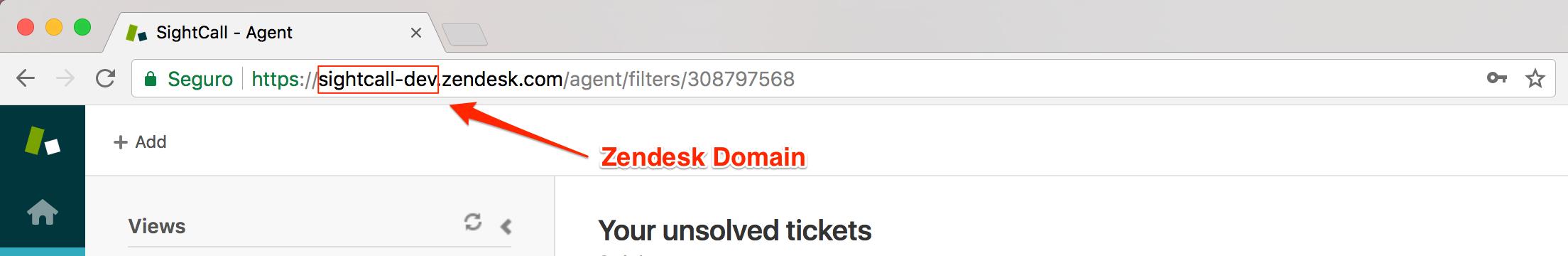 zendesk domain